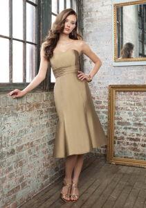 Fashion Cocktail Dress, Short Dress Gown (M1011)