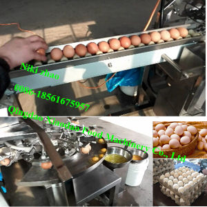 Egg Liquid Separator White From Yoke/Egg Breaking Machine pictures & photos