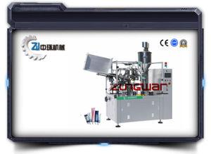 Aluminum Tube Filling and Sealing Machine Automatic Metal Tube Filling Machine pictures & photos