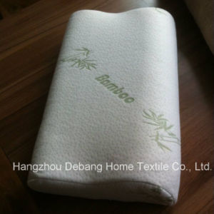 Competitive Price Foam Quality Natural Useful Bamboo Memory Pillow pictures & photos