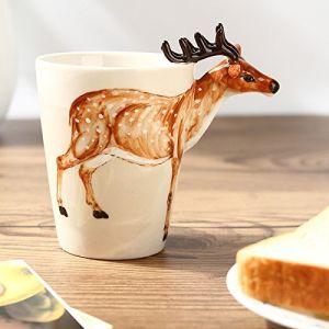 Cheap Ceramic Coffee Mug Ceramic Milk Cup Handmade Creative Art pictures & photos
