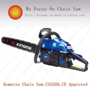52cc Gas Powered Chain Saw with Competitive Price