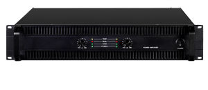 Ca Series, 2 Channels Professional Power Amplifier 2u Standard Cabinet