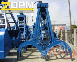 Machinery Hydraulic Excavator Timber Grab pictures & photos