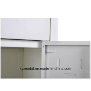 Cheap Gym Metal Locker 15 Door Changing Room Locker Cabinet Wholesale pictures & photos