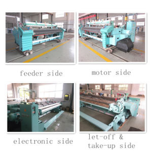 Textile Weaving Machine of Air Jet Loom Zax9100 pictures & photos