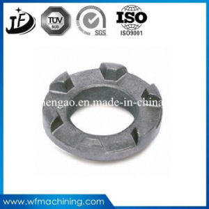 Aluminum/Steel Forging Parts with OEM Hot Die Forging Process pictures & photos