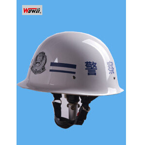 ABS Military Police Duty Helmet Riot Helmet QWK-WW pictures & photos