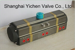 3 Stage Actuator, Three Position Pneumatic Actuator (YC3AT) pictures & photos
