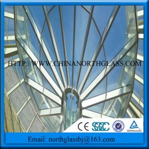 New Safety Clear Skylight Glass pictures & photos