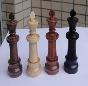 Wood Chessman USB Flash Drive (gc-679) pictures & photos