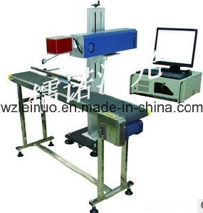 20W Optical Fiber Laser Marking Machine (fly mode) pictures & photos