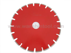 Laser Concrete and Asphalt Diamond Saw Blade pictures & photos