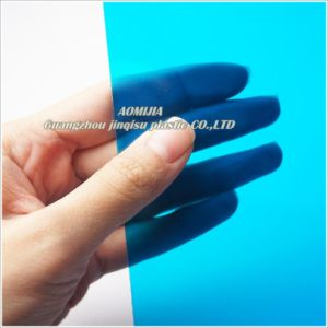 Plastic Building 100% Lexan Virgin Material Solid Hollow Corrugated PC Sheet for Roofing Bus Stand Greenhouse (S29)