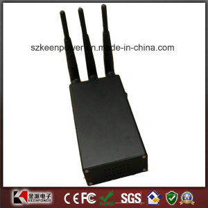 Handheld Cell Phone Jammer CDMA, GSM, Dcs, 3G Jammer pictures & photos