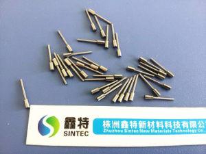 0.15mm 0.2mm 0.25mm Diameter Tungsten Carbide Punch Pins, Needles pictures & photos