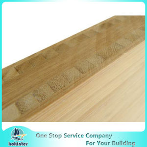 Carbonized/Caramel Color Multilayer Flat H Plate Bamboo Panel 36-40mm pictures & photos