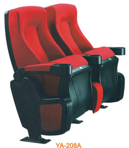 Modern Design High Backrest Metal Folding Cinema Seat (YA-208A) pictures & photos