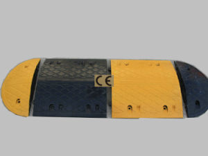 Rubber Highway Traffic Safety Speed Bumps (JSD-008) pictures & photos