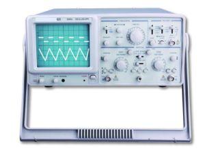 20MHz Analog Dual Trace Oscilloscope