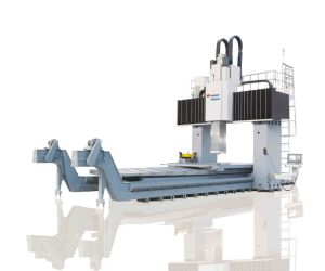 Double Column Machining Center PM2040S pictures & photos