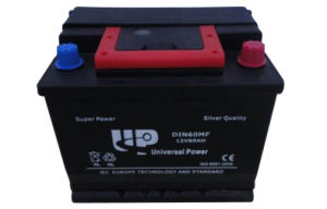 Cheap Calcium Seal Maintanance Free Car Battery 12V60ah