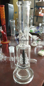Clear Glass Water Pipe pictures & photos
