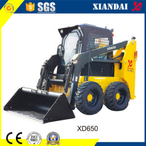 650kg Small Skid Steer Loader for Sale pictures & photos