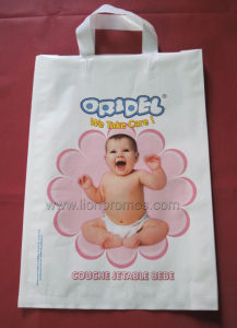 Custom Printing Plastic Shopping Bag pictures & photos