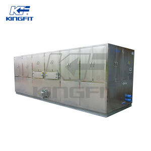 High Quality Cube Ice Machine for Beverage pictures & photos