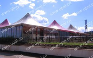 High Quality 8*8 Alum Pagoda Tent and Marquee pictures & photos