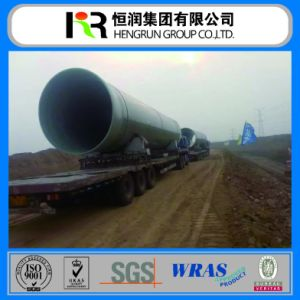 High Strengh Fiberglass Reinforced Plastic Pipe GRP Pipe pictures & photos