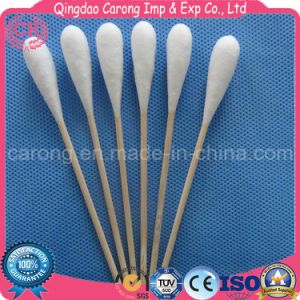 Disposable Medical Sterile Cotton Swabs for Hospital Use pictures & photos
