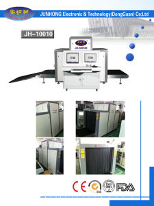 Airport Hotel X-ray Baggage Scanner Inspection Equipment pictures & photos