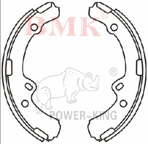 Brake Shoe (K2251) for Toyota pictures & photos