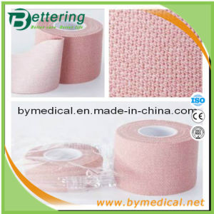 Brick Red Synthetic Elastic Adhesive Bandage pictures & photos