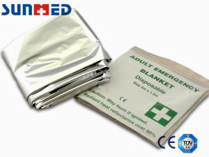 Emergency Foil Blanket pictures & photos