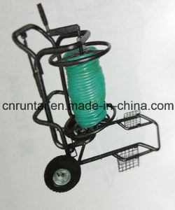 China Gardening Cart Hose Reel Tool pictures & photos