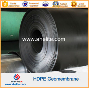 HDPE LLDPE PVC LDPE Impermeable Geomembrane pictures & photos