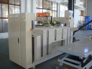 Hot Sale Semi-Automatic Folding Gluing Machine pictures & photos