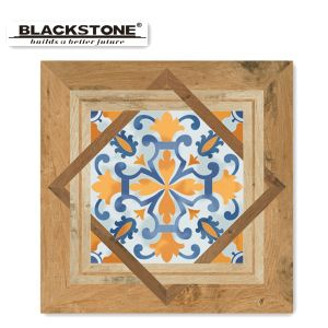 New Product Spainish Impression Glazed Tile with Flower Pattern 600*600 pictures & photos