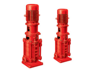 China Famous Brand Xbd-Dl Fire Pump pictures & photos