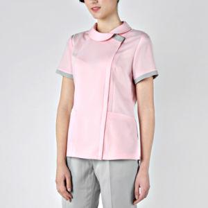 Pink Color Cheap Priced Medical Scrub / Nurse Uniform pictures & photos