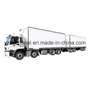 High Strength FRP CBU Freezer Truck Body pictures & photos