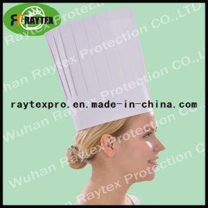 Disposable Nonwoven Paper Chef Cap