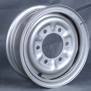 Tubeless Steel Wheel (22.5X9.00, 22.5X11.75, 24.5X8.25, 22.5X7.50) pictures & photos
