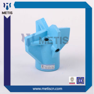 Metis Self Drilling Hollow Rock Drill T52 Clay Bit