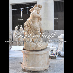 Antique Calcium Sculpture for Home Decoration Ms-1006 pictures & photos