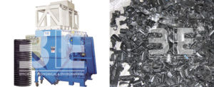 Plastic Pipe Shredder Machine pictures & photos