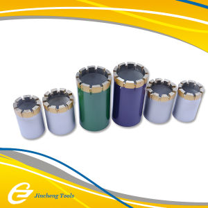 Impregnated Diamond Core Drill Bits for Hard Rock pictures & photos